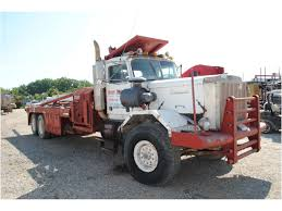 1981 AUTOCAR DC9964 Winch Truck For Sale Auction Or Lease Covington ... Cheap Price Right Hand Drive Small Roll Back Tow Truckstow Truck 1999 Freightliner Fl80 Winch Truck For Sale Sold At Auction Builds Modifications Bed Swaps Nix Equipment Trucks For Sale New Used Car Carriers Wreckers Rollback Winch Trucks For Sale 2007 Kenworth C500b Winch Sales Inc Renault R385_flatbed Trucks Year Of Mnftr 1993 R Peterbilt 379 Oil Field On In Texas Toy Loader Mount Discount Ramps 2014 Peterbilt 388 Fsbo Classifieds