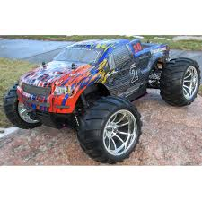 100 Nitro Gas Rc Trucks RC Truck 110 Scale 4WD 24G 88042 With FREE SHIPPING RC