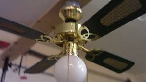 36 canarm spinner ceiling fan from 1988 youtube