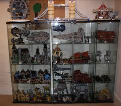 Ikea Detolf Cabinet Light by How Do You Display Your Assembled Lego Sets Page 4 U2014 Brickset Forum