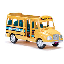 Calico Critters - School Bus - International Playthings - Toys