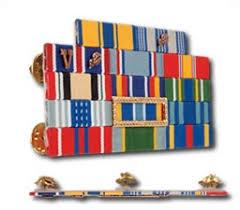 Military ribbons on Pinterest