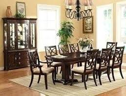 dining room table with captain chairs leather captains sets chair