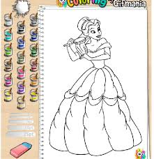 Free Download Coloring Disney Pictures Games On Drawing