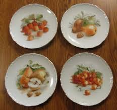 schumann cuisine bavaria schumann arzberg germany 4 cherry strawberry pear gold wall