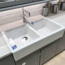 Ikea Domsjo Double Sink Cabinet by Single Bowl Vs Double Bowl Sink The Great Debate
