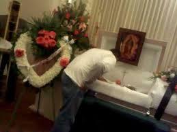 Josefina Lopez Ortiz funeral