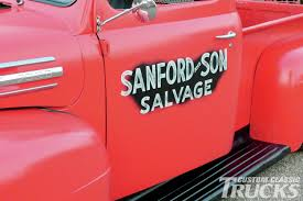 1951 Ford F-1 - Sanford And Son - Hot Rod Network Sanford Son Truck Body 1241 From Parma Pse Cha With The Owners Of Original And Truck Blue S01e02 Video Dailymotion 5 Best Used Work Trucks For New England Bestride 1951 Ford F1 Hot Rod Network And Grady His Lady Cindy Ellison June 2012 Vintage Are A Thing Fordtruckscom Folk Art Rustic Style Metal Toy Pickup 51 Tv Show 21977 The Classic Hagerty Articles