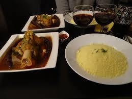 la maison du couscous le couscous servi dans ce restaurant photo de la maison du