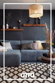 trend kombination aus holz und beton haus deko