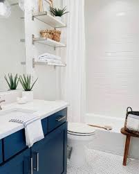 One Day Remodel One Day Affordable Bathroom Remodel Our Guest Bathroom Remodel Before And After At Home