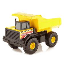 Tonka Steel Classic Mighty Large Big Dump Truck Toys Building ...