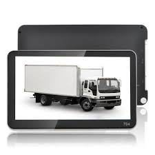 100 Commercial Gps For Trucks 2019 7 Inches GPS Navigation TFT LCD Display GPS Universal Car Truck
