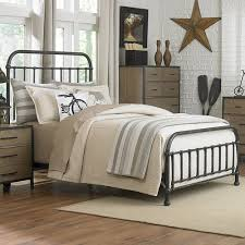 Wanting Iron Bed For Guest Room Someday Bailey By Magnussen Home