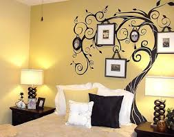 Yellow Bedroom Wall Painting Ideas