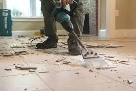 how to remove ceramic tile simplir me