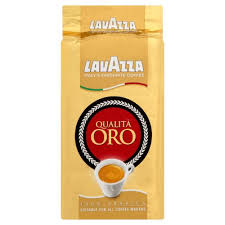 Lavazza Oro Ground Coffee 4 Packs Of 250g Amazoncouk Grocery