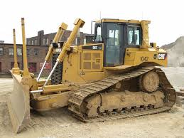 d4 cat dozer caterpillar d6
