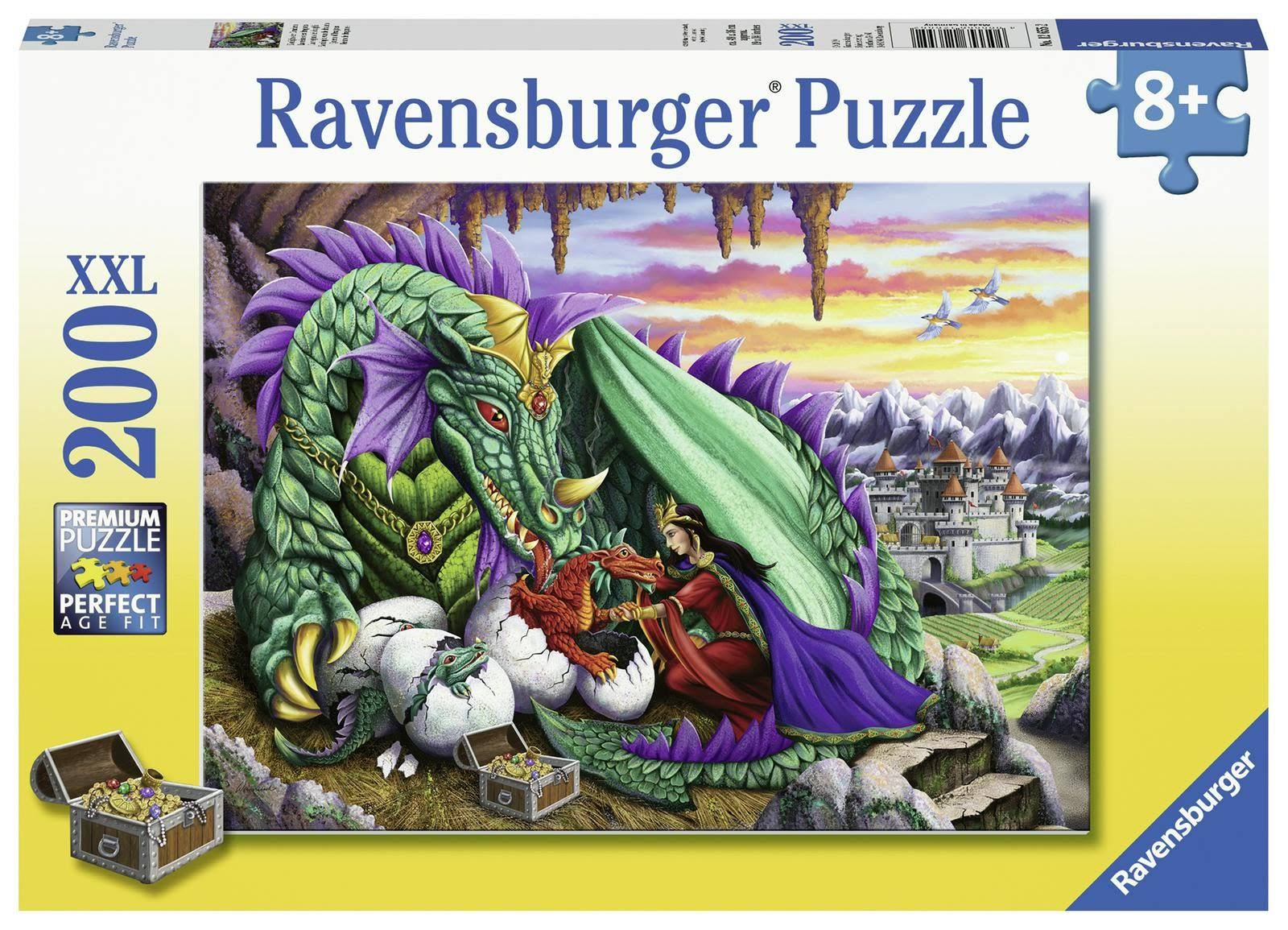Ravensburger Queen of Dragons Jigsaw Puzzle - 200pcs