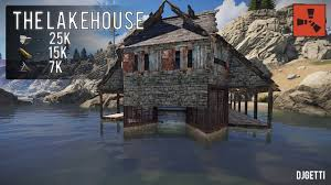 100 Lake Boat House Designs Rust House Aka The House Rust Build 30 SoloDuoTrio