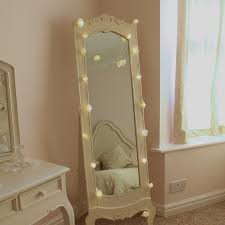Vanity Table With Lights Around Mirror by How To Hang Fairy Lights Without Nails Battery String Lights