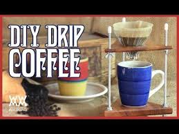How To Make Your Own DIY Drip Coffee Maker This Is A Fun Way Custom Brew At Home Free Tutorial And Plans From Woodworking For Mere Mortals