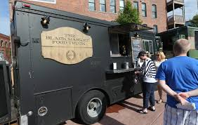 The Buffalo News Food Truck Guide: The Black Market – The Buffalo News