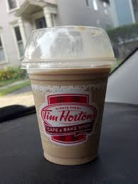 Tim Hortons Pumpkin Spice Latte Calories by Thirsty Dudes Tim Horton U0027s Iced Cappuccino Mint Chocolate