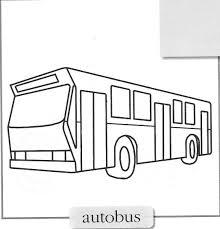 Autobus Autocar 78 Transport Coloriages à imprimer