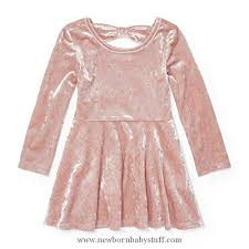 Baby Girl Clothes The Childrens Place Little Girls Solid
