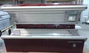 Solar Storm Tanning Bed by Tanning Bed Sunstar 432 3f Model 12 Minute Tan Time Models