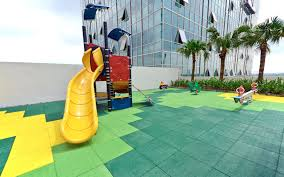 Poured Rubber Flooring Residential by Rubber Flooring For Playground Flooring Designs