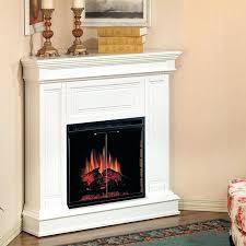 Southern Enterprises Redden Corner Electric Fireplace Tv by Corner Electric Fireplaces Real Flame E Corner Convertible Gel