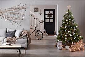 Artificial Christmas Trees Uk 6ft by Christmas Trees Artificial Christmas Trees Diy At B U0026q