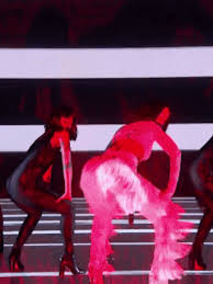 We Must Also Note Rihannas Spectacular Tasseled Trousers By Norma Kamali Quite Possibly The Perfect Twerking Trademark Those Bad Boys