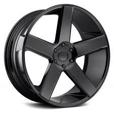 100 Wheels For Trucks 28 DUB S216 Baller Gloss Black 28x10 Wheel SET 28INCH RIMS