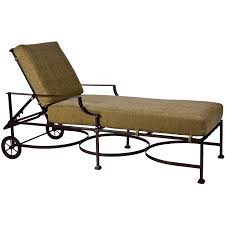 Commercial Chaise Lounges - O.W. Lee Fniture Incredible Wrought Iron Chaise Lounge With Simple The Herve Collection All Welded Cast Alinum Double Landgrave Classics Woodard Outdoor Patio Porch Settee Exterior Cozy Wooden And Metal Material For Lowes Provance Summer China Nassau 3pc Set With End Nice Home Briarwood 400070 Cevedra Sheldon Walnut Cane Rolling Chair C 1876