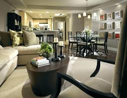 Small Living Room And Dining Design Ideas Decorate Decorating For Spaces Along With Glamorous