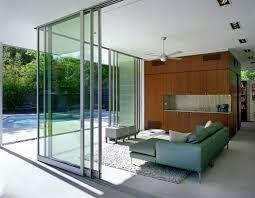 schiebetüren für die terrasse sind praktisch und