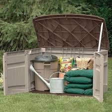 Suncast Horizontal Storage Shed Assembly by 46 Best Plastic Sheds Images On Pinterest Plastic Sheds Garden