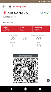 reserver siege air canada air canada android apps on play
