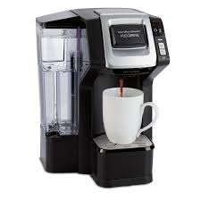 FlexBrewR Coffee Maker Single Serve With Removable Water Reservoir Black 49975