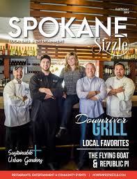 Spirit Halloween Spokane Jobs by November 2016 Spokane Sizzle Downriver Grill By Living Local 360