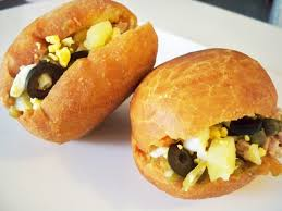 de cuisine tunisienne recette fricassés tunisiens cuisine tunisienne
