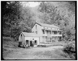 100 Sleepy Hollow House Rip Van Winkle Catskill Mountains NY PICRYL