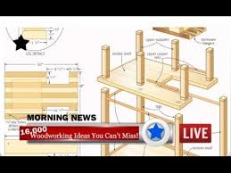 teds woodworking plans woodworking projects for beginners