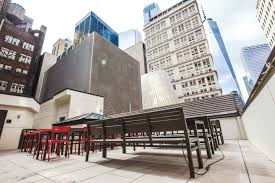 100 Five Story New York Story ChickfilA With Rooftop Terrace Opens In