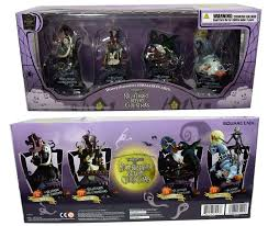 Nightmare Before Christmas Bath Toy Set by Review Disney Formation Arts Nightmare Before Christmas