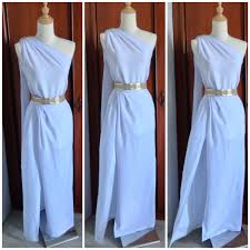 Make Your Own Greek Goddess Costume U2026 Fashion In 2019u2026