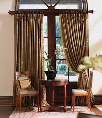 Menards Traverse Curtain Rods by Wood Curtain Rod Home Design Ideas And Pictures